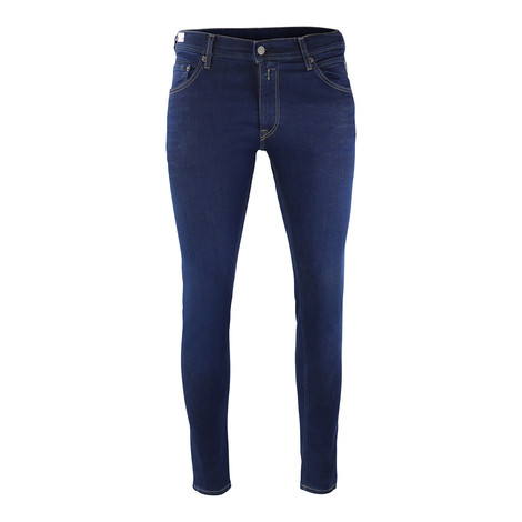Replay Jondrill Rinsed Hyperflex Stretch Denim