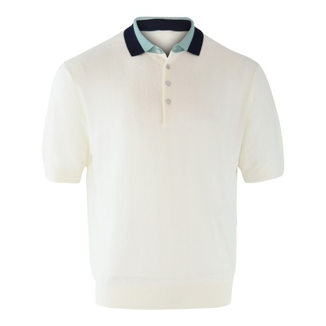 Paul Smith Knitted Polo Top