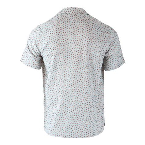 PS Paul Smith Palm Tree Print Short Sleeve Shirt