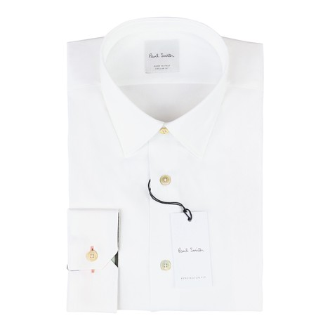 Paul Smith Gents Formal Shirt Slim