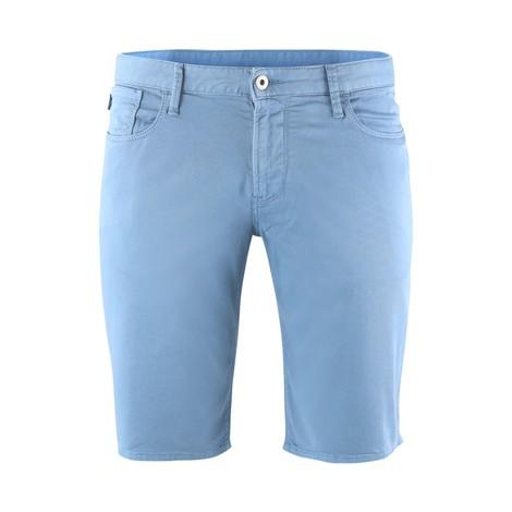 Emporio Armani Short in Blue