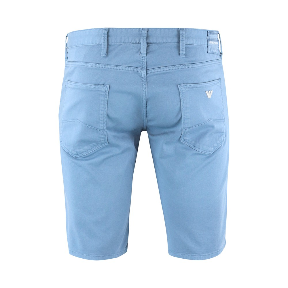 Emporio Armani Short Blue