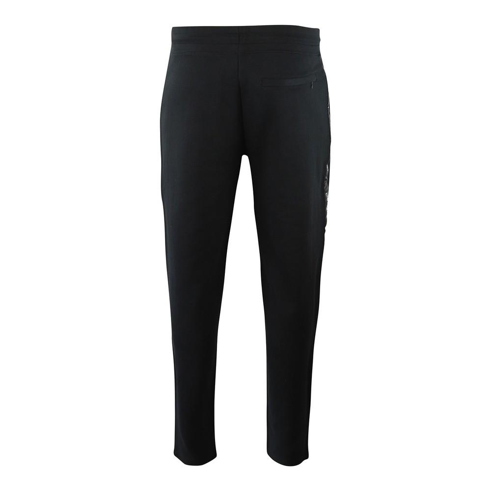 Emporio Armani Logo Tape Sweat Pant Black