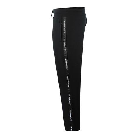 Emporio Armani Logo Tape Sweat Pant