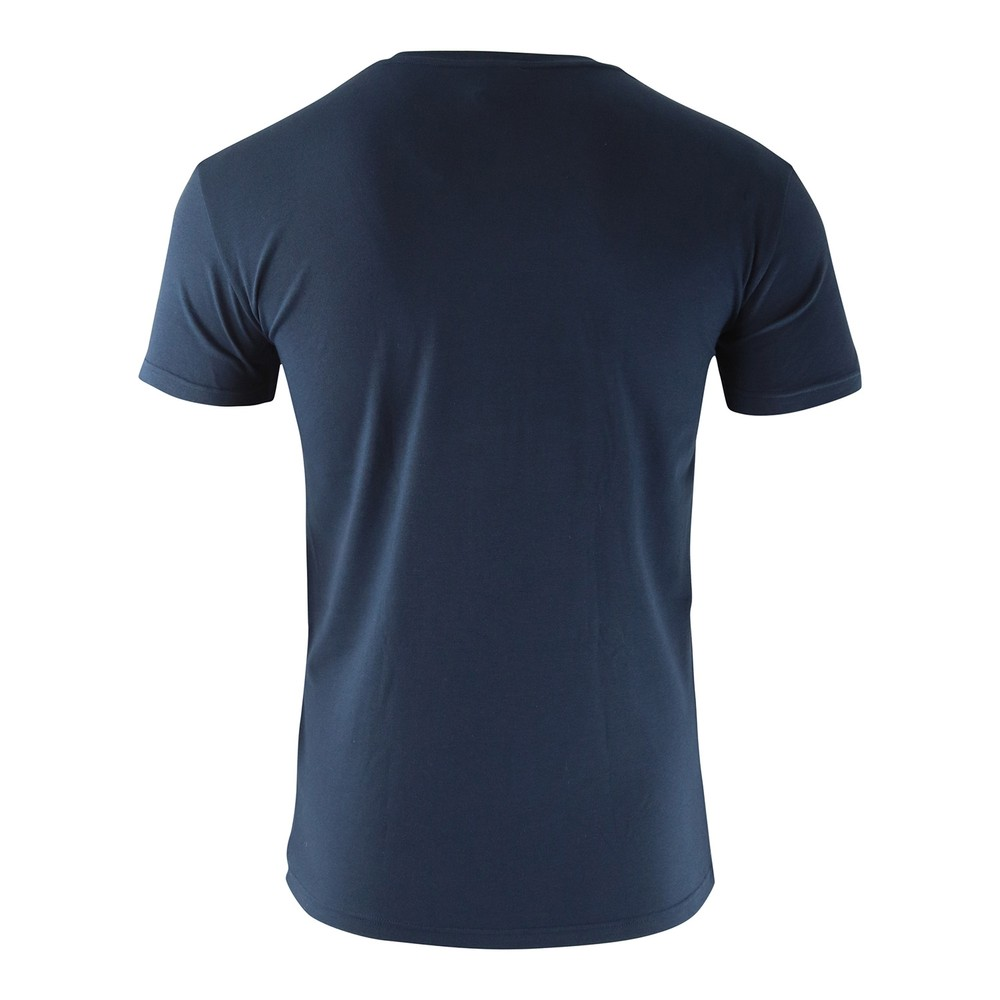 Emporio Armani Crew Neck T Shirt - Short Sleeve Navy