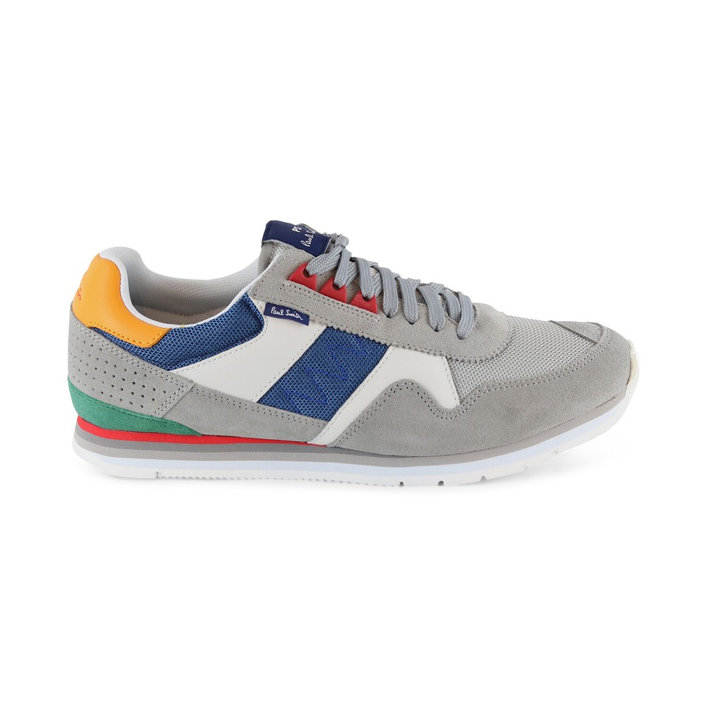 Paul Smith Vinny - Multi Suede Trainers Multi