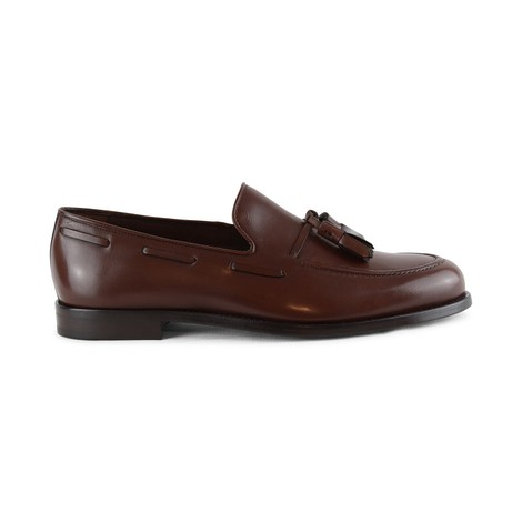 Paul Smith Larry Dark Brown Cow