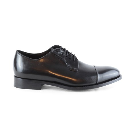Paul Smith Mens Shoe Ernest Black