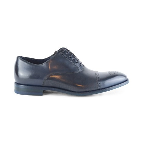 Paul Smith Bertin Dark Navy Shoe