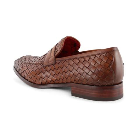 Jeffery West Soprano - Castano Leather Loafer