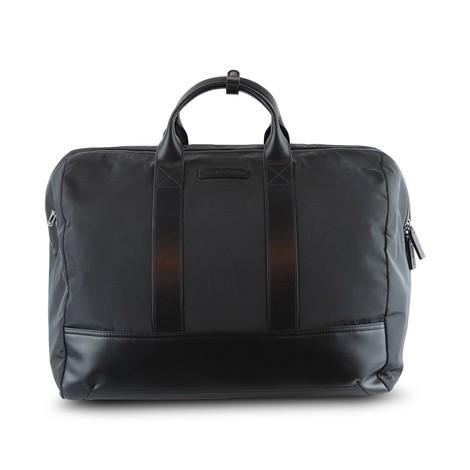 Emporio Armani Duffle Nylon Weekend Bag