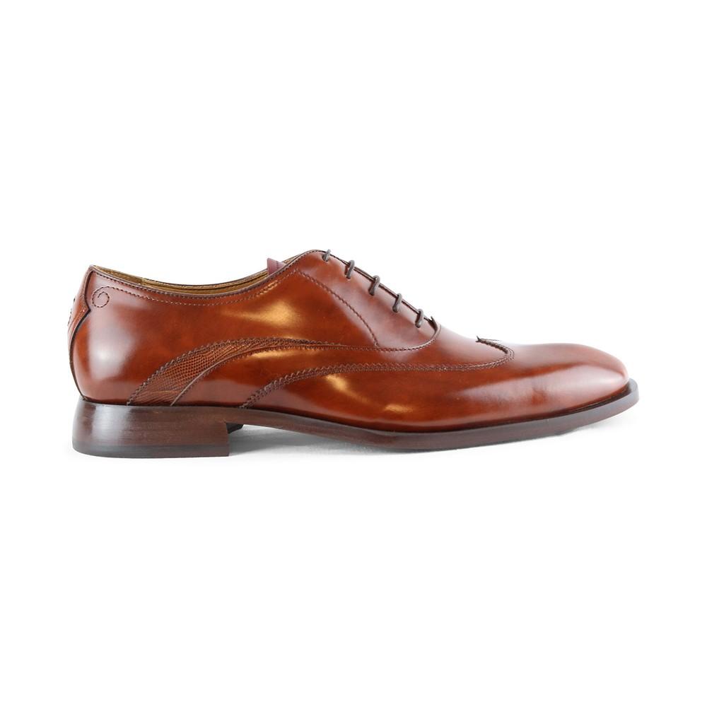 Oliver Sweeney Alassio Tan Lace Up Shoe Tan