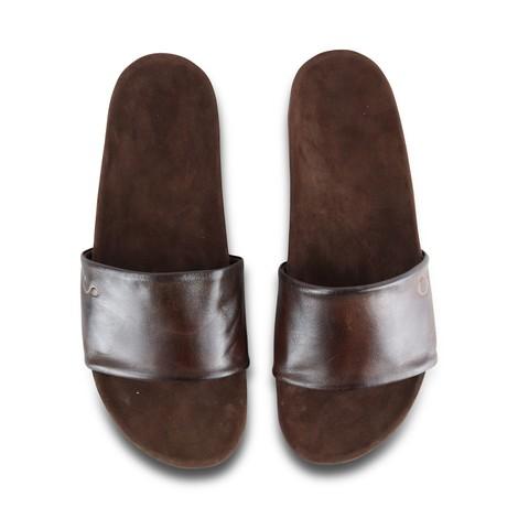 Oliver Sweeney Albufeira Leather Slider