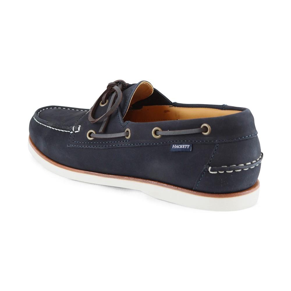 Hackett Aldeney Deck Shoe Navy