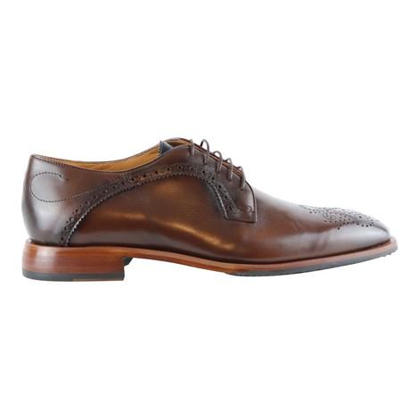 Oliver Sweeney Bonorva Dark Tan Shoe