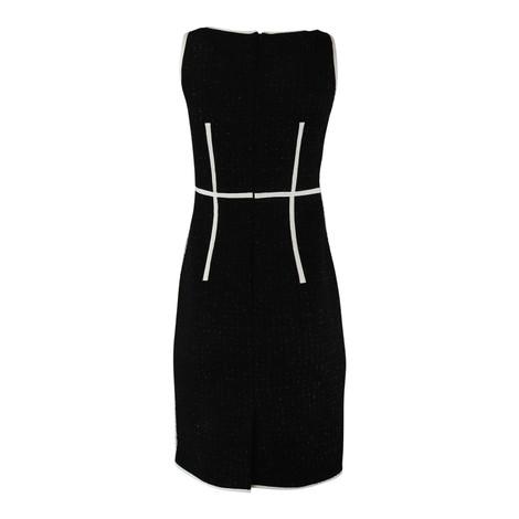 Moschino Boutique Tweed Sparkle Dress