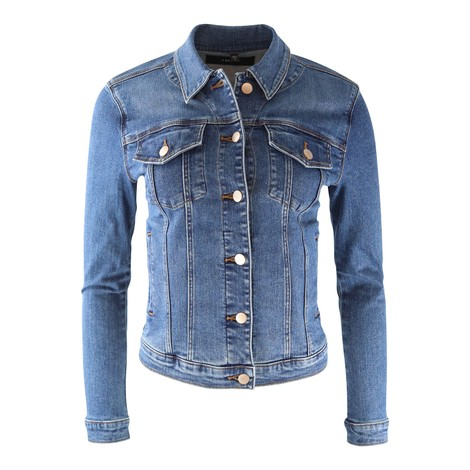 J Brand Slim Denim Jacket in Rapture