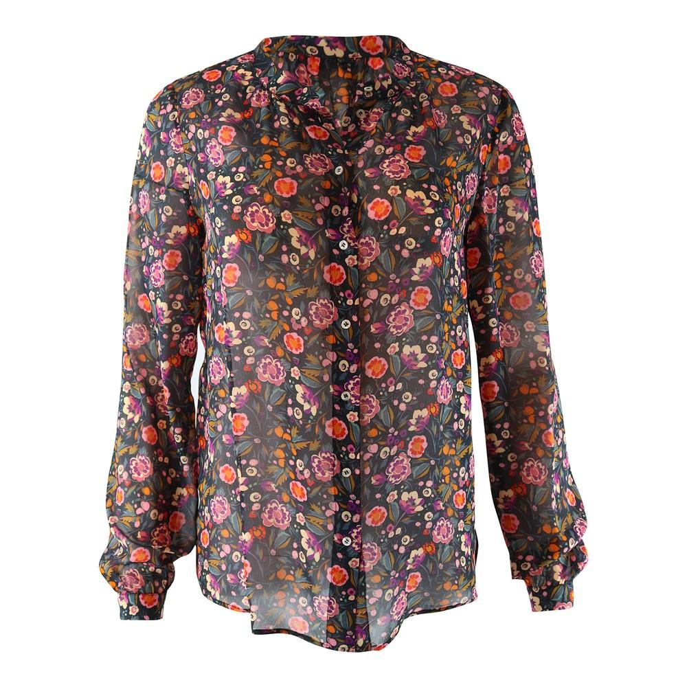 Set Floral Print Blouse Multi
