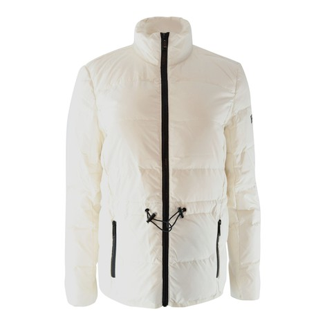 Michael Kors Cream Puffa Jacket