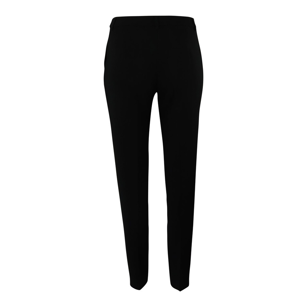 Moschino Boutique Straight Leg Trouser Black