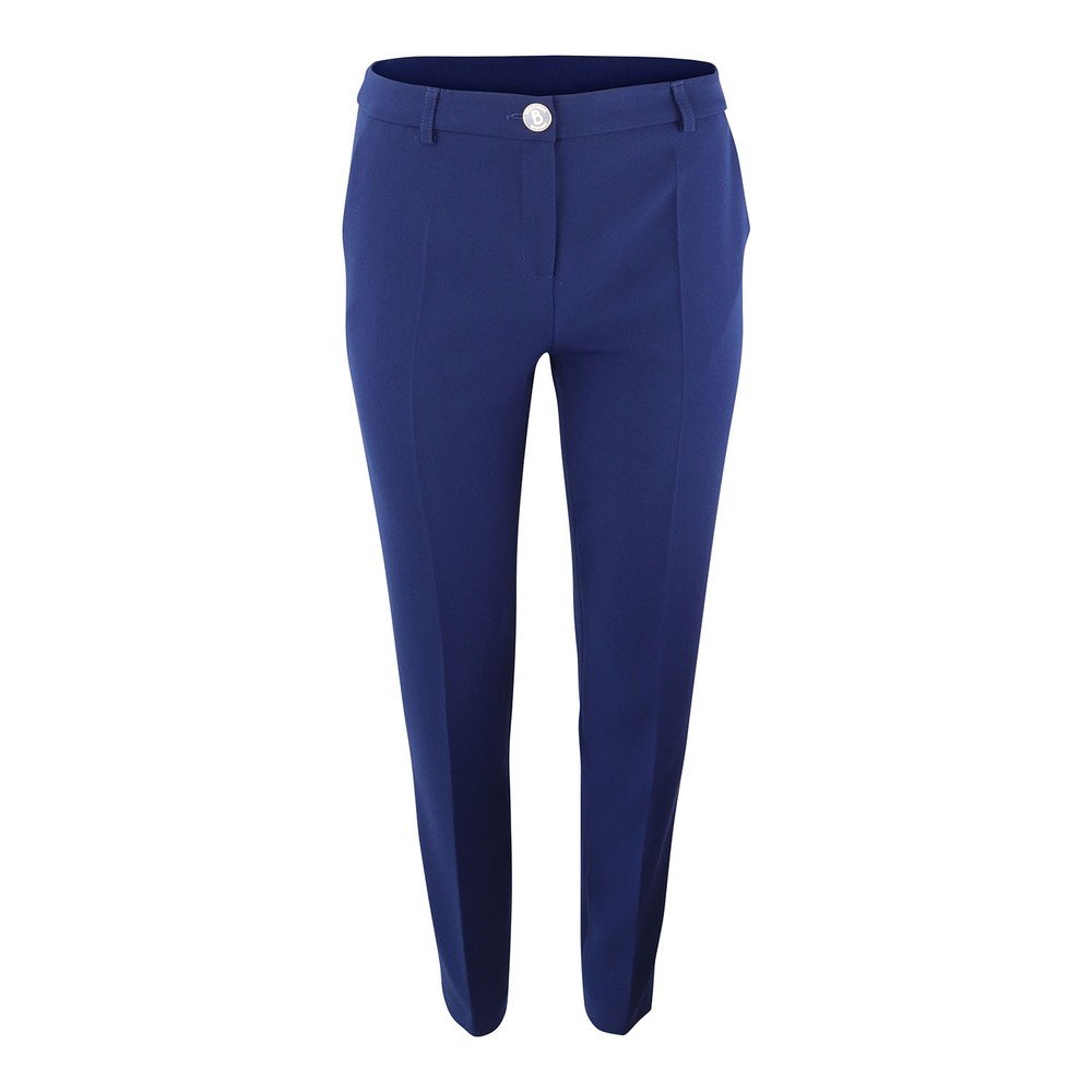 Moschino Boutique Straight Leg Trouser Blue