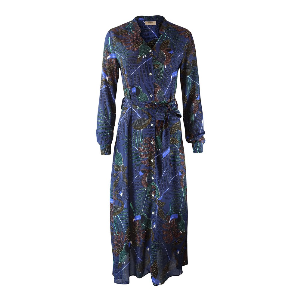 Pyrus Ophelia dress Blue