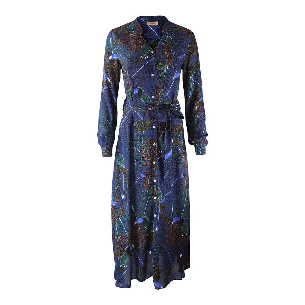 Pyrus Ophelia Dress Blue
