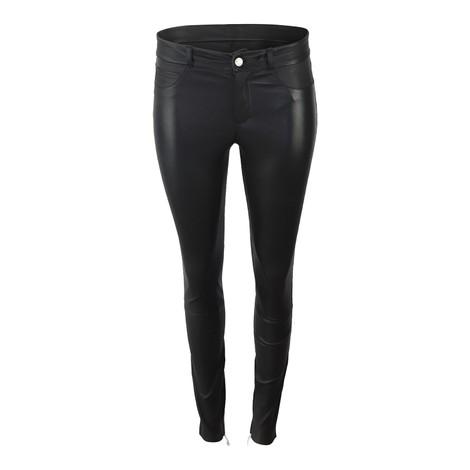 Set Leather Pants